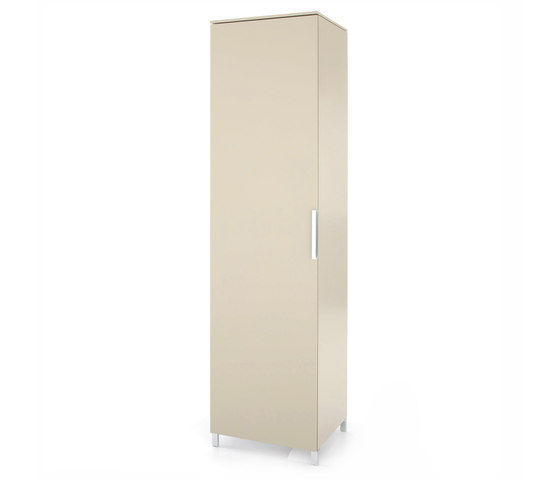 Everywhere | Cupboard With Right Door C 31 Lacquers - Price A - / Lacquers by Ligne Roset | Cabinets