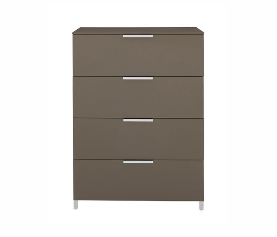 Everywhere | Sideboard Unit 4 Drawers  / Lacquers - Price B - / Lacquers by Ligne Roset | Sideboards