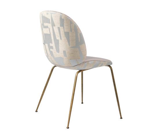 Beetle Dining Chair - Conic Base di GUBI | Sedie