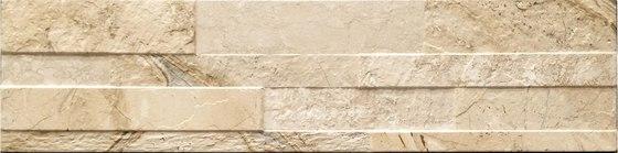 Gioia 3D Beige by Rondine | Ceramic tiles