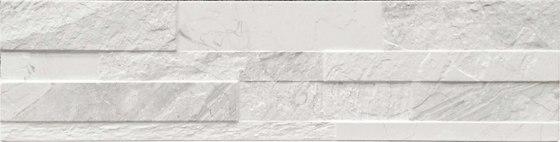 Gioia 3D Bianco di Rondine | Piastrelle ceramica
