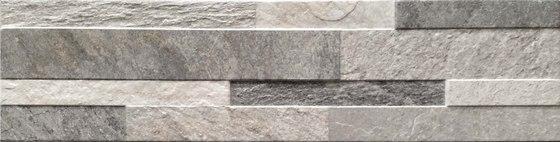 Quarzi 3D Grey de Rondine | Carrelage céramique