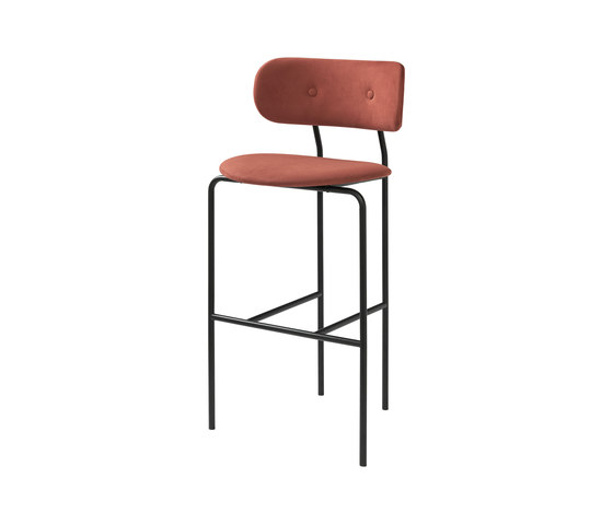 Coco Bar Chair by GUBI | Bar stools