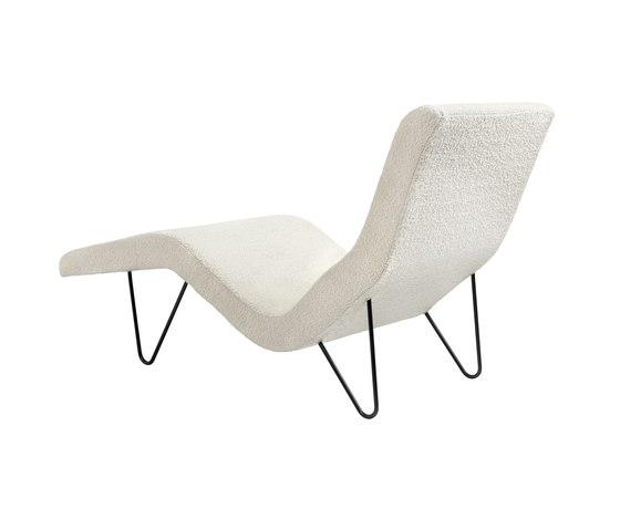 GMG Chaise Longue de GUBI | Chaises longues