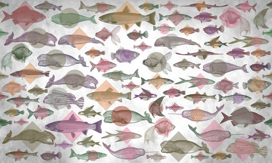 Aquarium by WallPepper | Wall coverings / wallpapers