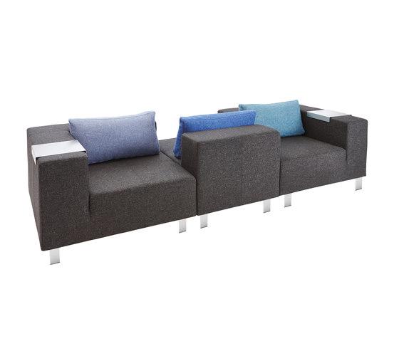 90 Deegree von SMV Sitz- & Objektmöbel | Sofas