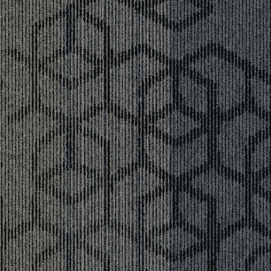 Let It Bee - Honey Do Eclipse by Interface USA | Carpet tiles