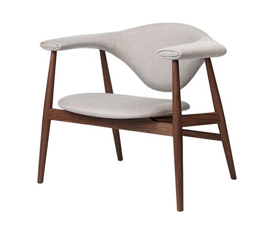 Masculo Lounge Chair de GUBI | Sillones