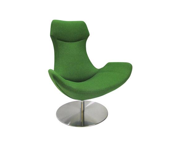 Ägg von SMV Sitz- & Objektmöbel | Sessel