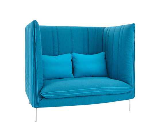FourtyTwo | 2-sitzer | hoher Rücken von SMV Sitz- & Objektmöbel | Sofas