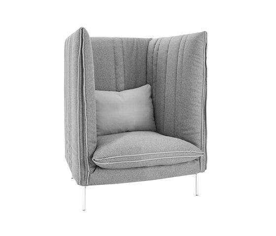FourtyTwo | hoher Rücken von SMV Sitz- & Objektmöbel | Sessel