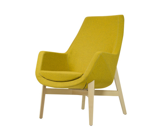 Kinzika M de SMV Sitz- & Objektmöbel | Sillones