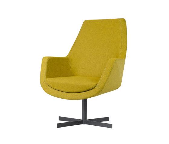 Kinzika M von SMV Sitz- & Objektmöbel | Sessel