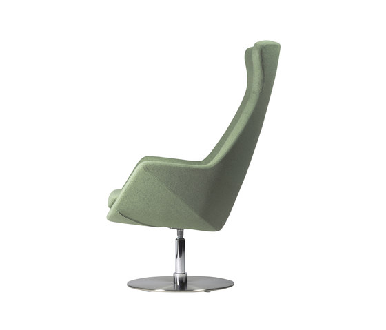 Kinzika L von SMV Sitz- & Objektmöbel | Sessel