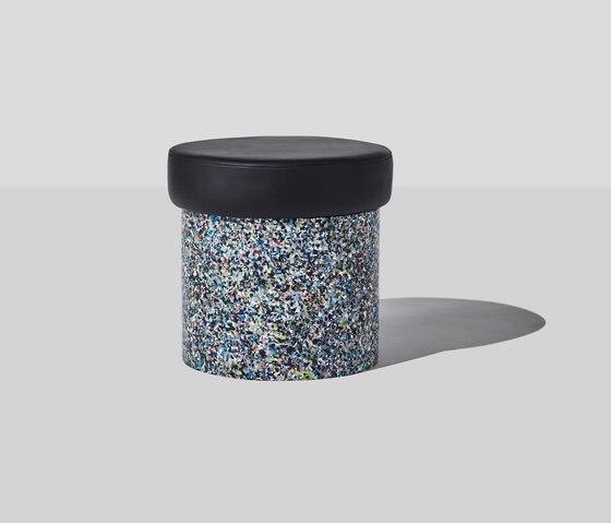 Confetti Ottomans de DesignByThem | Pufs
