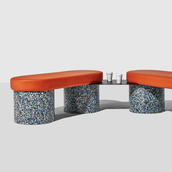 Confetti Benches by DesignByThem | Benches