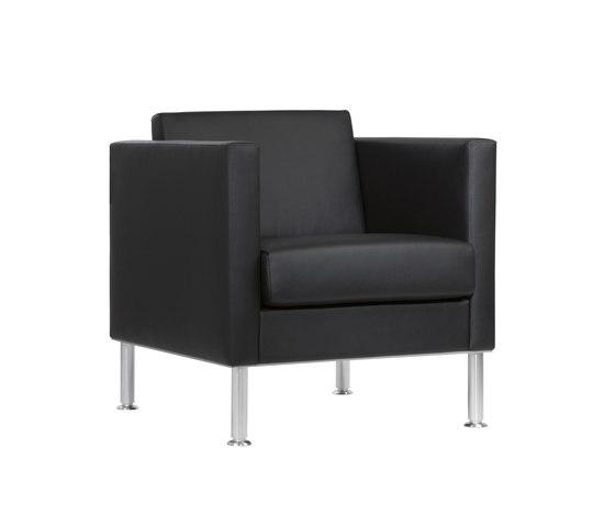 Manhattan Sessel von SMV Sitz- & Objektmöbel | Sessel