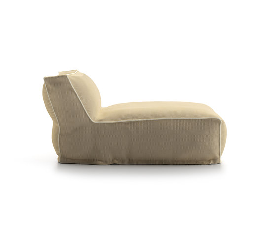 Soft Chaise Longue by Atmosphera | Sun loungers