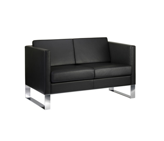 Manhattan | 2-seater de SMV Sitz- & Objektmöbel | Canapés