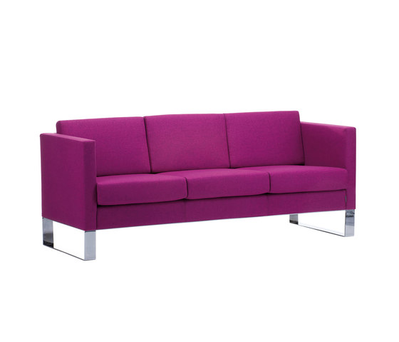 Manhattan | 3-Sitzer von SMV Sitz- & Objektmöbel | Sofas