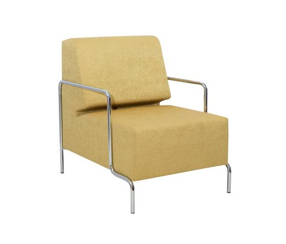Mantis | armchair de SMV Sitz- & Objektmöbel | Fauteuils