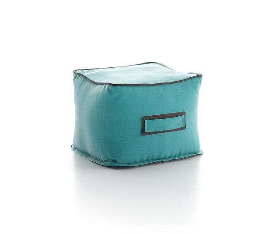 Soft Modular Sofa Pouf Q60 von Atmosphera | Poufs / Polsterhocker