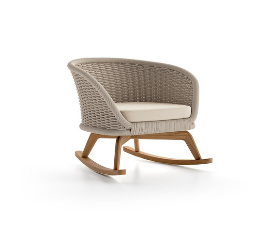 Ludo Rocking Armchair by Atmosphera | Armchairs