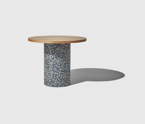 Confetti Round Table by DesignByThem | Dining tables