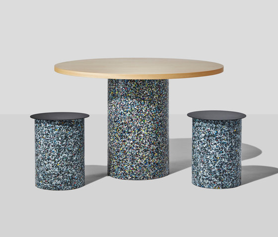 Confetti Round Table de DesignByThem | Mesas comedor