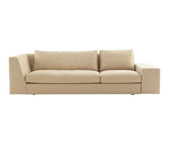 Exclusif | Sofa Grande Asimetrico Derecho Articulo Completo de Ligne Roset | Sofás