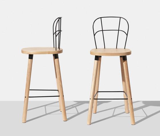 Partridge Bar Chair von DesignByThem | Barhocker