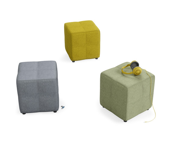 TOOaPICNIC cube by TooTheZoo | Stools
