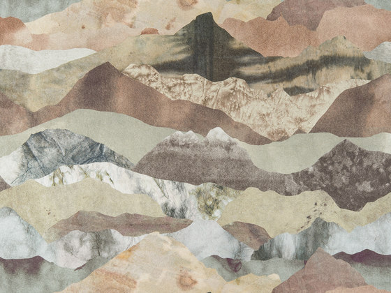 Atlas Wall 884 di Zimmer + Rohde | Carta parati / tappezzeria
