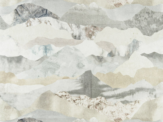 Atlas Wall 892 by Zimmer + Rohde | Wall coverings / wallpapers