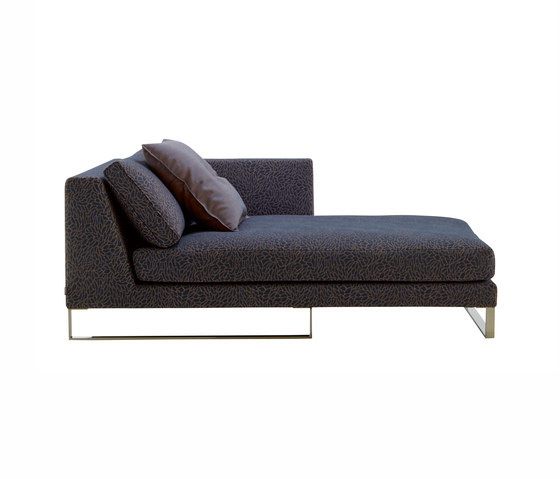 Exclusif 2 | Mini-Lounge/Left With Armrest A Complete Item by Ligne Roset | Recamieres