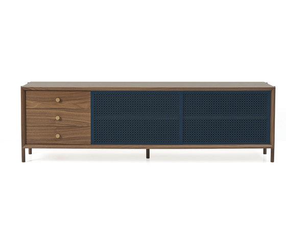 Gabin sideboard 162cm with drawers de Hartô   Aparadores