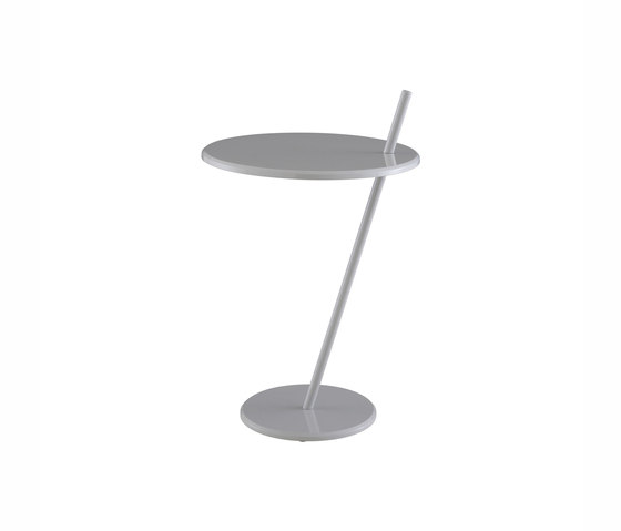 Good Evening | Pedestal Table Pearl by Ligne Roset | Side tables