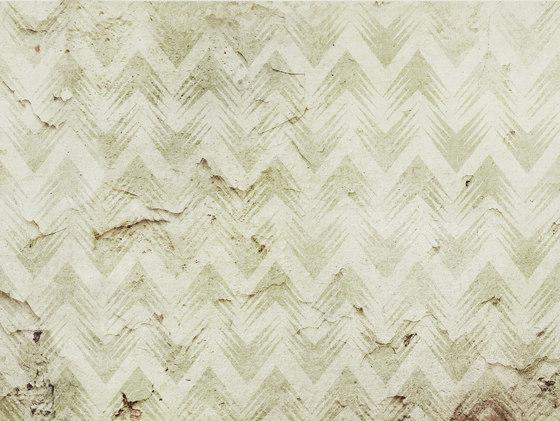 Geometric palm de WallPepper | Revêtements muraux / papiers peint
