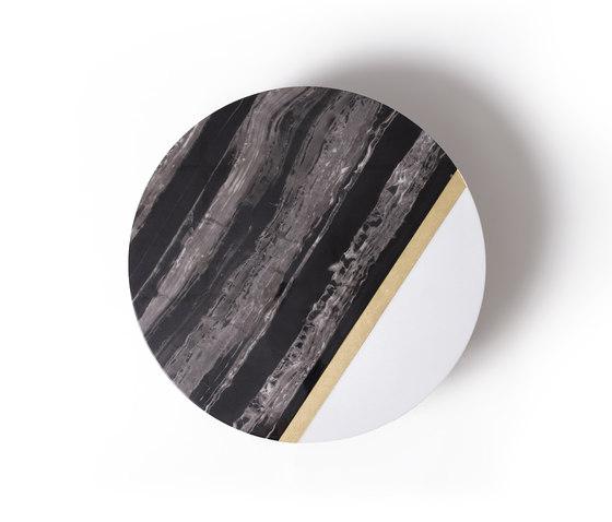 Slice Of Jupiter von Alex Mint | Couchtische
