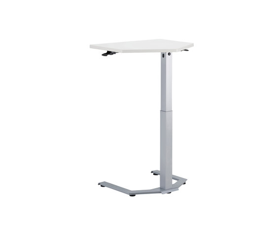Mix height-adjustable desk von Isku | Stehtische