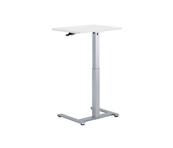 Mix height-adjustable desk de Isku | Mesas altas