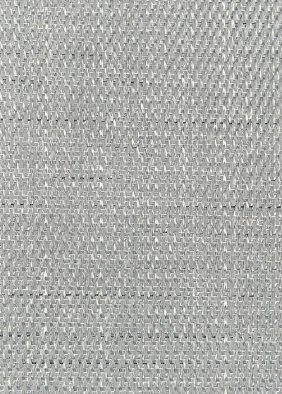 Flow Pearl Silver by Bolon | Synthetic tiles