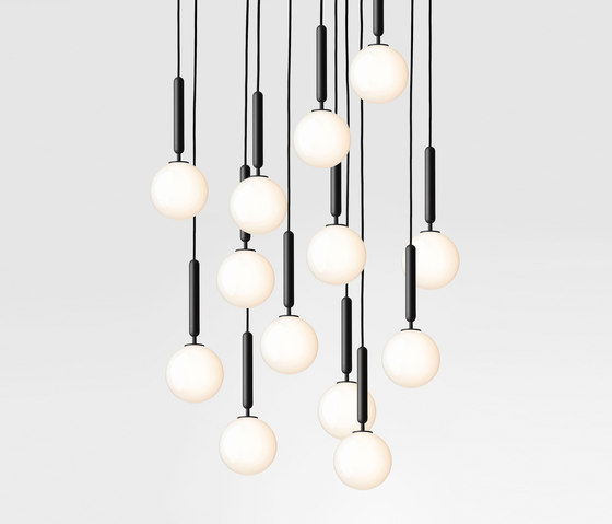 Miira 13 Opal by Nuura | Suspended lights