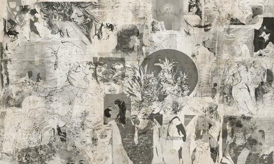 Kiss de WallPepper | Revestimientos de paredes / papeles pintados