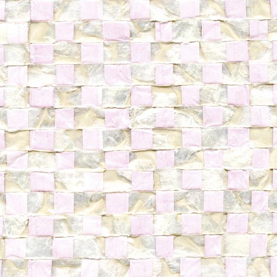 Costa verde | Nacre vichy RM 675 54 de Elitis | Revestimientos de paredes / papeles pintados