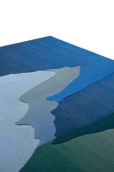 Tides | Rug by GINGER&JAGGER | Rugs