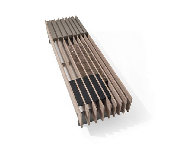 Fit Bench by Giorgetti | Benches