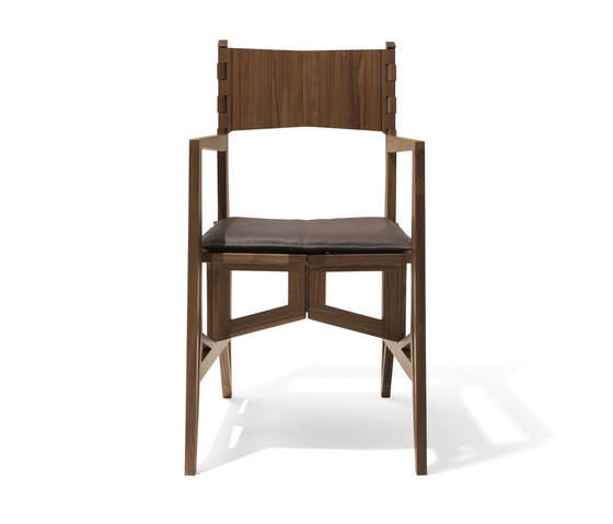Grand Tour Chair de Giorgetti | Sillas