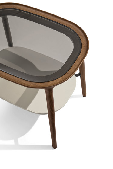 Romeo Bedside Table by Giorgetti | Side tables