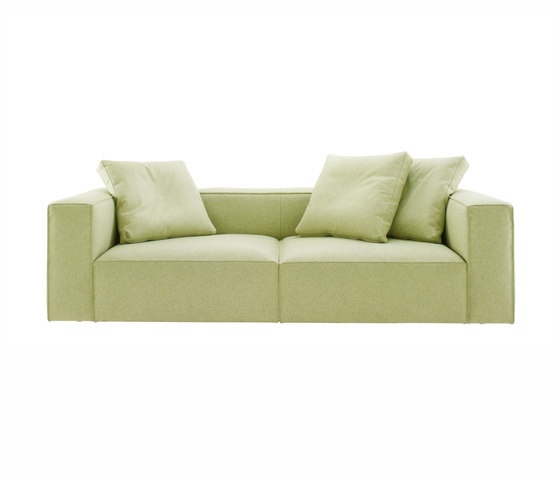 Nils | Large Settee Complete Item by Ligne Roset | Sofas